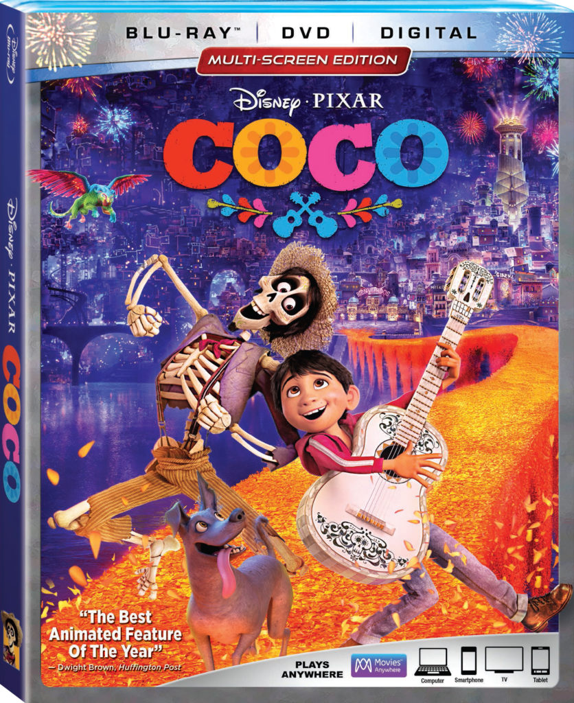 Coco Announces Home Video Release