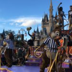 "UCF Celebrates ""National Championship"" with Magic Kingdom Parade"