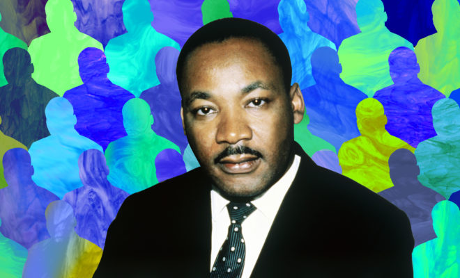 Highlights of a local Martin Luther King, Jr