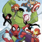 Marvel Launches All-Ages Super Hero Adventures Comic Book Series