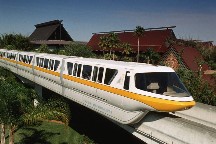 Disney Denies Augmented Reality Will Be Featured on Monorails