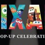 Book Review – Pixar: A Pop-Up Celebration