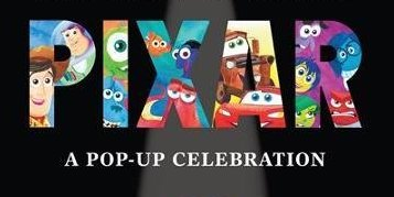 Book Review - Pixar: A Pop-Up Celebration