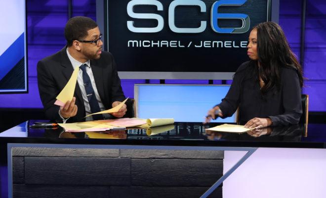 Jemele Hill Departing ESPN's SC6