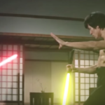 Viral Video Puts a Lightsaber in the Hands of Bruce Lee