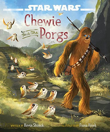 Children's Book Review - Star Wars: Chewie and the Porgs