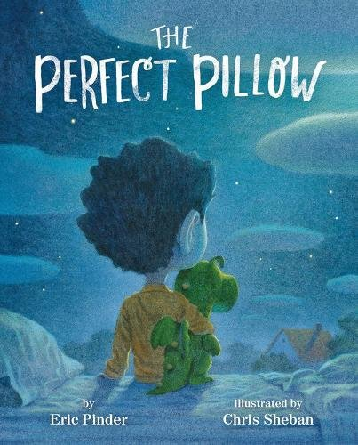 Children's Book Review: The Perfect Pillow by Eric Pinder