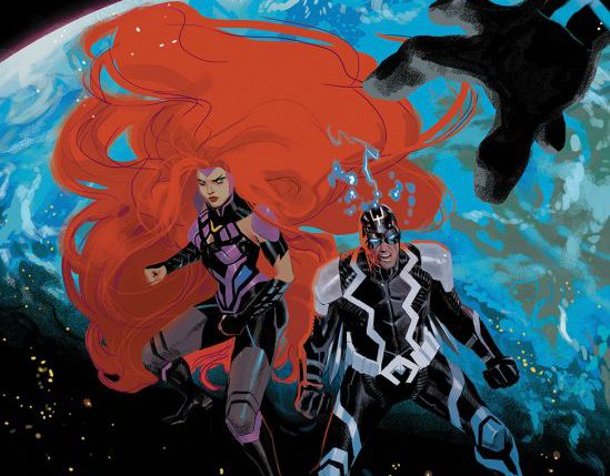 "Comic Review: ""Inhumans: Judgement Day #1"