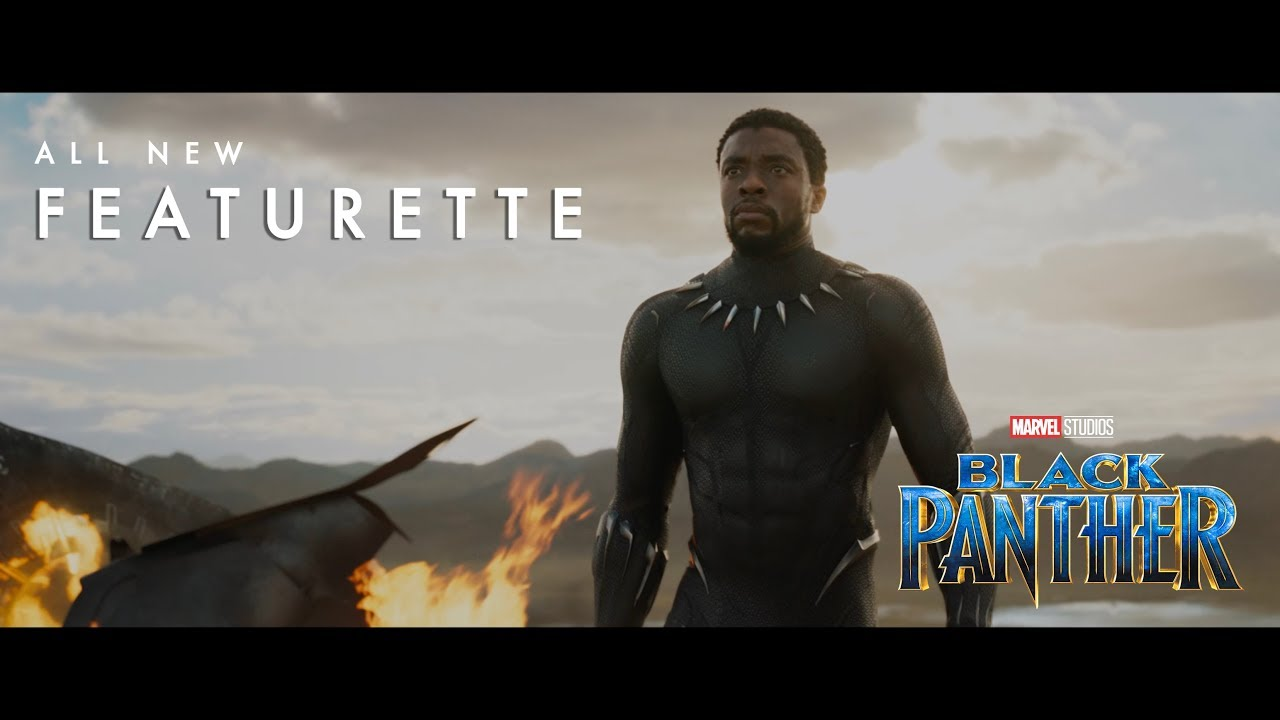 New Featurette Looks at Black Panther's Role as King