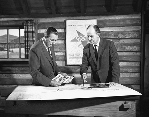 The Miracle of Squaw Valley: Walt Disney and the VIII Olympic Winter Games