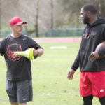 NFL Prospects Train at ESPN Wide World of Sports