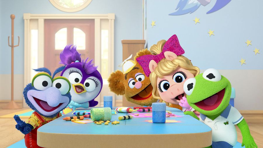 Muppet Babies Voice Cast Announces; Jenny Slate to Voice Miss Nanny