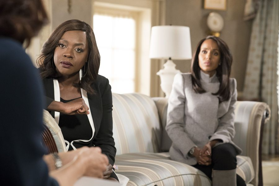 'Scandal' & 'How To Get Away With Murder' Crossover Trailer
