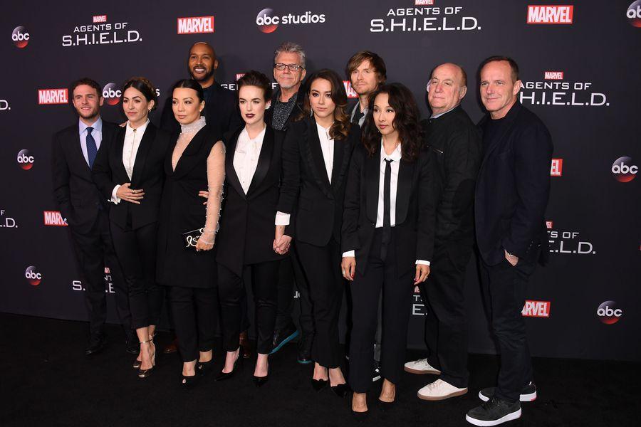 agents of shield netflix
