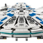 LEGO Debuts Kessel Run Millennium Falcon