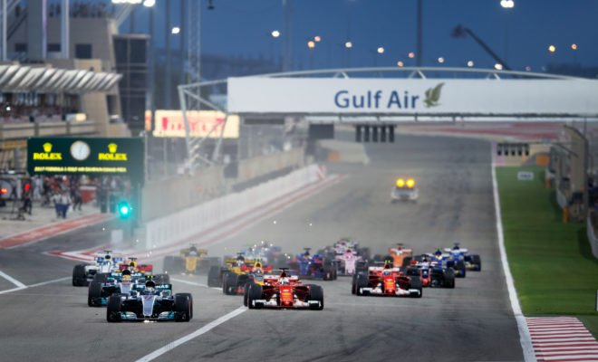 ESPN Partners with Sky Sports for Formula 1