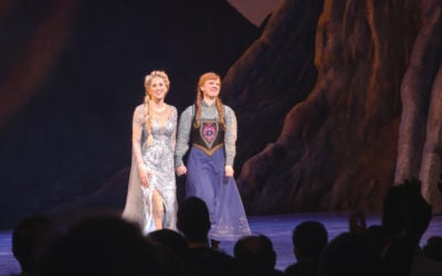 """Disney and """"Frozen"""" Partner with Women's Day on Broadway"""