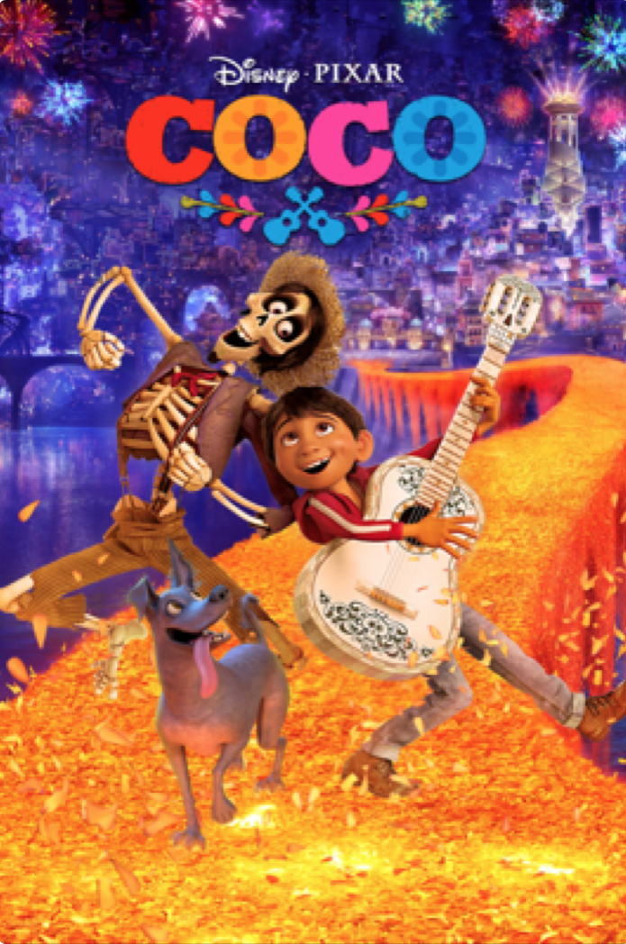 Digital HD Review - Coco