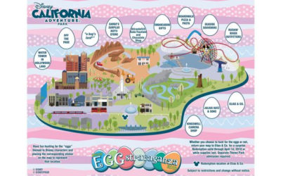 Egg-stravaganza Scavenger Hunts Returning to Disneyland Resort March 16