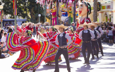 Disney Festival of Holidays - Disney California Adventure
