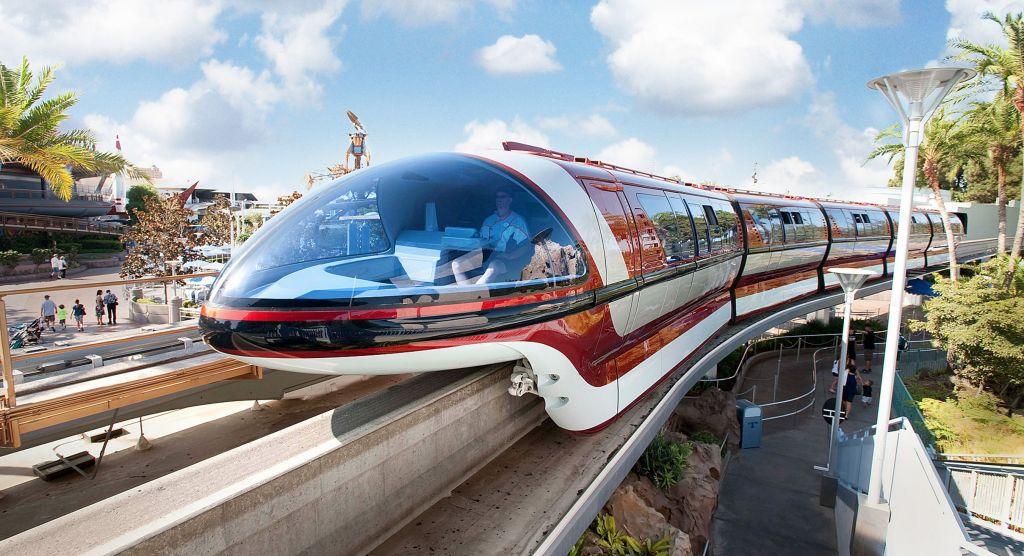 Disneyland Resort Parking and Transportation - LaughingPlace com