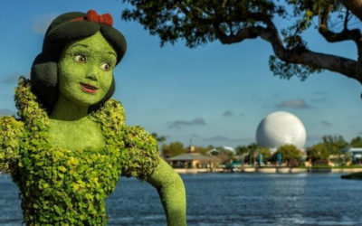 Reservations Available Now for Epcot's Gardens of the World Tour - Spring Edition