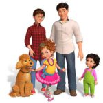 Voice Cast Announced for Disney Junior's Fancy Nancy