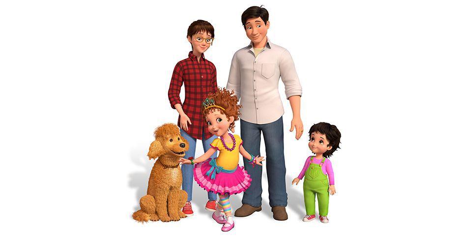 Voice Cast Announced for Disney Junior's Fancy Nancy