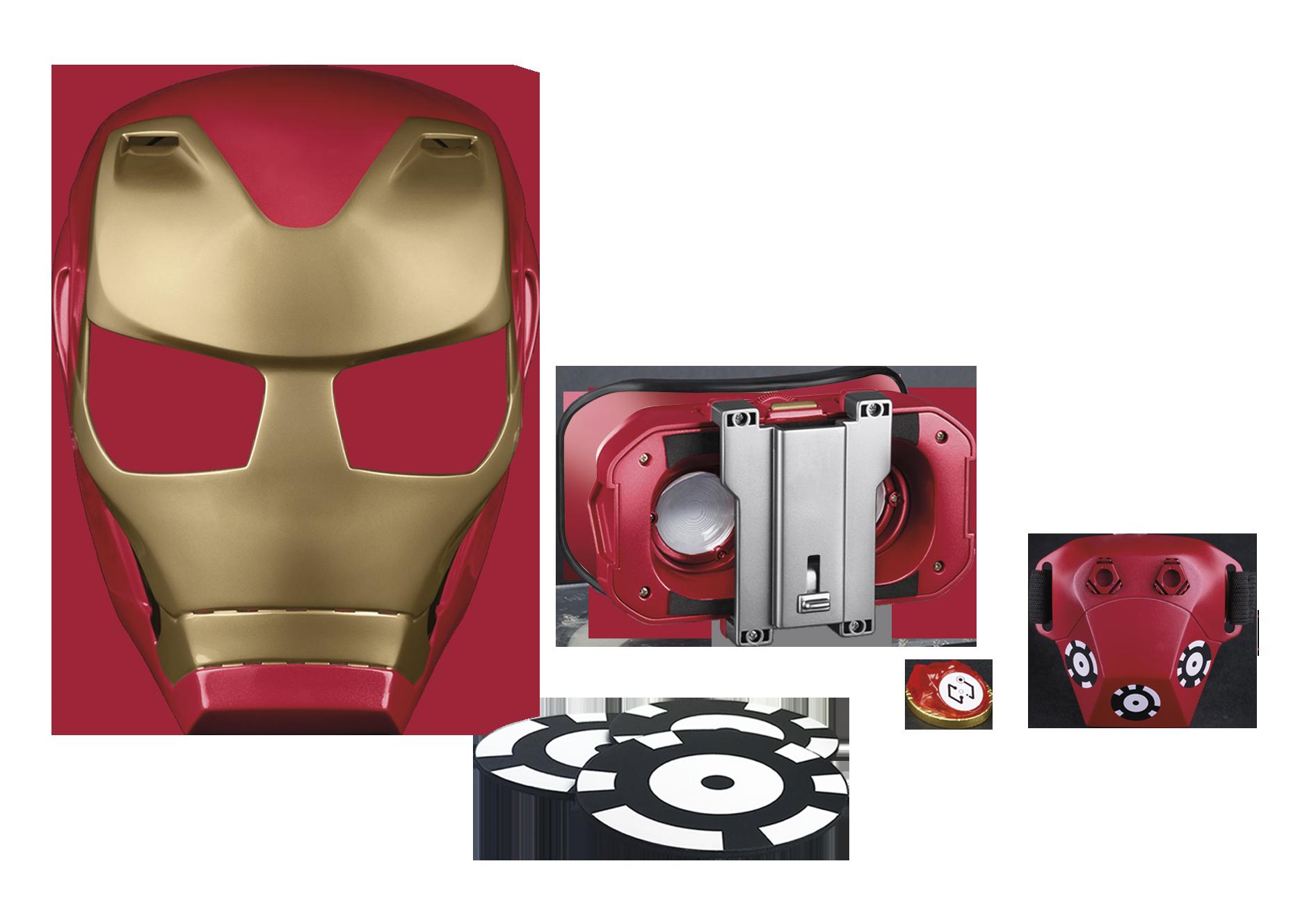 Hasbro Announces Hero Vision Iron Man AR Experience