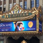 "El Capitan Celebrates 80 Royal Years of ""Snow White"""