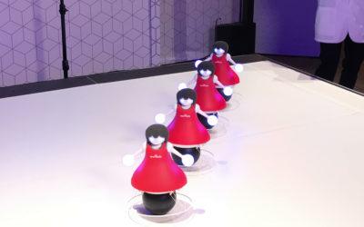 Robotic Cheerleaders Showcased at Epcot