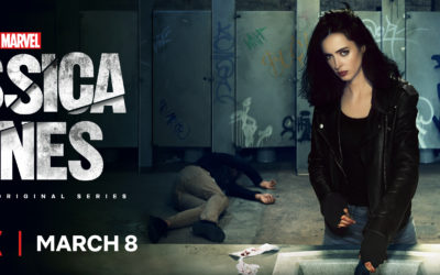 "Netflix Debuts New ""Jessica Jones"" Season 2 Trailer"