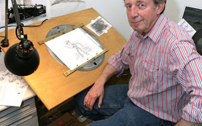 Animator, Voice Actor Bud Luckey Passes Away at 83