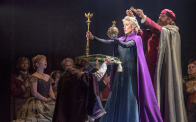 Disney Releases Frozen the Musical Trailer Ahead of Tonight's Opening