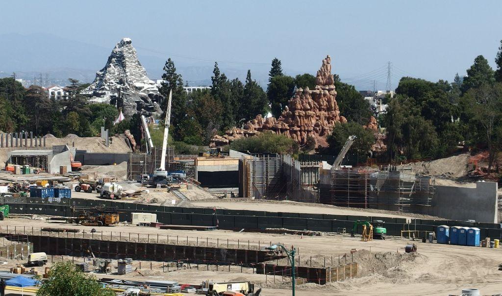Refurbishments Disneyland Resort Laughingplace Com