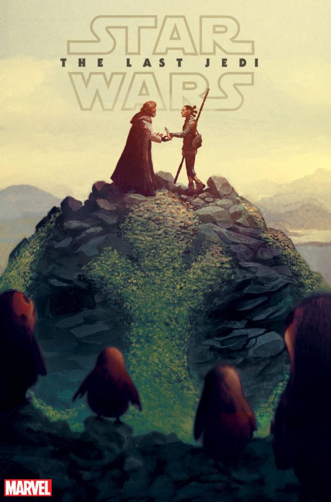 Marvel Releasing Adaptation of Star Wars: The Last Jedi