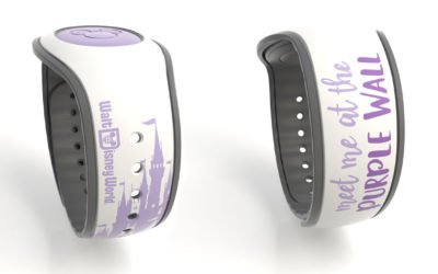 "Disney Latest MagicBand Inspired by ""The Purple Wall"" — A Look at Other Ways Disney is Capitalizing on Social Media Trends"