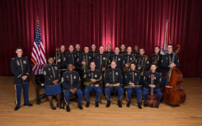 The Jazz Ambassadors of The United States Army Field Band to Appear at Epcot