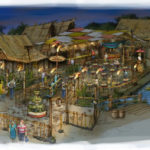 Disneyland Transforming Former Aladdin's Oasis Area into The Tropical Hideaway