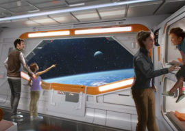 More Star Wars Hotel Concept Art Released