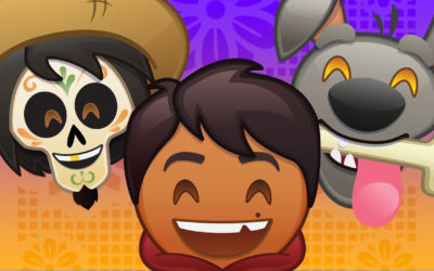 """Pixar's """"Coco"""" gets the """"As Told by Emoji"""" Treatment"""