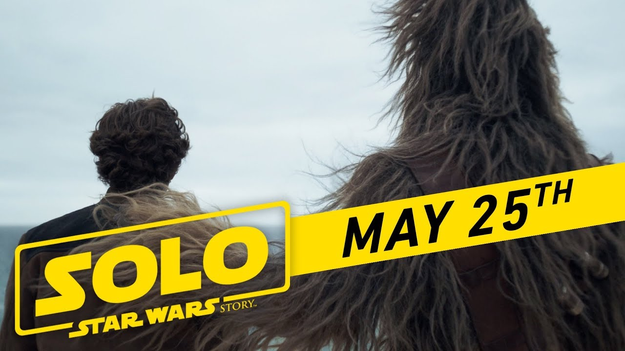 First Look at Solo: A Star Wars Story; Trailer Tomorrow