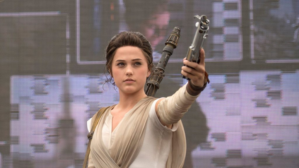 Rey to Meet Guests at Disneyland
