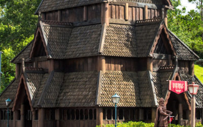 """""""Gods of the Vikings"""" Exhibit Coming to Epcot's Stave Church Gallery"""