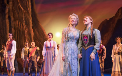 Frozen on Broadway Reviews Released