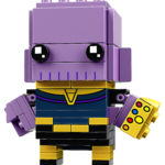 "LEGO Reveals Four BrickHeadz Figures for ""Avengers: Infinity War"""