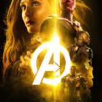 """Marvel Releases Five New Posters for """"Infinity War"""""""