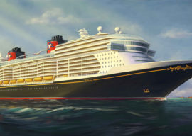 Disney Cruise Line Releases First Rendering of New Ship