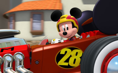 Disney Junior Renews Mickey and the Roadster Racers for 3rd Season