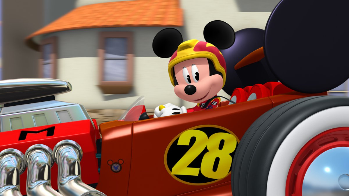 Disney Junior Renews Mickey And The Roadster Racers For 3rd Season Laughingplace Com